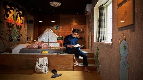 Airbnb guest (Cocriando Valor)